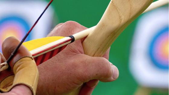 Hitting the target with Devizes Bowmen archery club