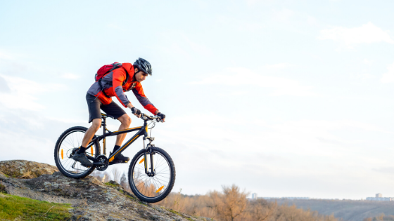 How a Gait Analysis helped Paul get back on his bike