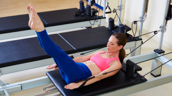 <span style='color:#2a3549;'>What are the benefits of Reformer Pilates?</span>