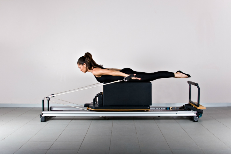 Image result for pilates reformer long box series