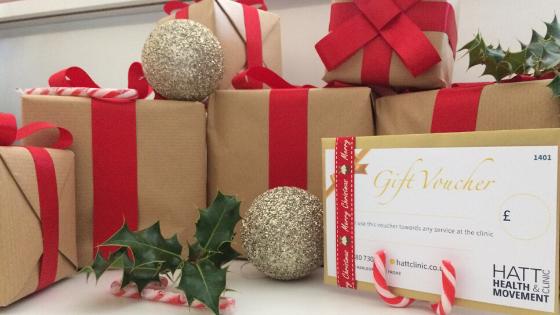 Share the Gift of Good Health this Christmas