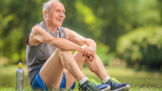 The Importance Of Keeping Active & Moving As You Age