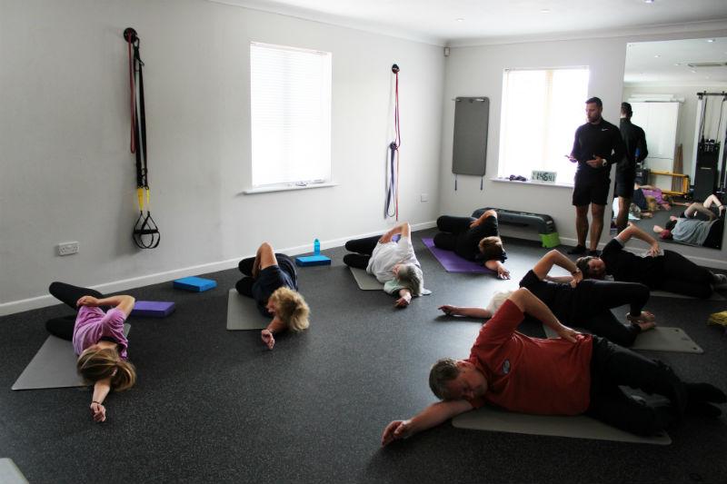 Matwork-Pilates
